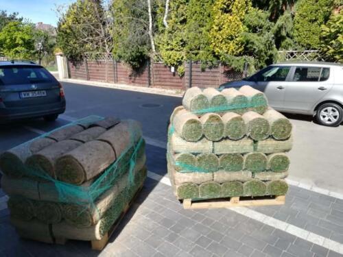 transport materiału
